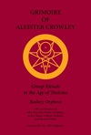 Grimoire of Aleister Crowley front cover